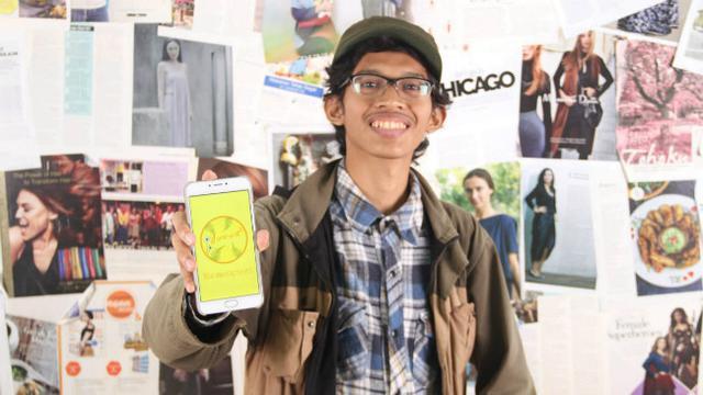 Mahasiswa Unair Membuat Ruang Informasi Seni Budaya hingga Sastra lewat Aplikasi